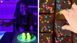 Glow-in-the-Dark Cake and Cosmic Brownies Will Be Your Sweet Tooth Go-To | Your Next Meal