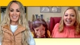 Carrie Underwood Shocks Heroic 7-Year-Old Fan with a Zoom Surprise and PPE Donation