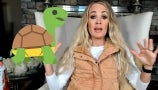 Carrie Underwood Confesses Why She's So Afraid of Turtles