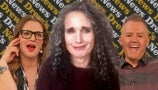 Andie MacDowell Embraces Quarantine with a Beautiful Gray Hair Look