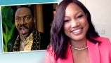 Garcelle Beauvais Dishes on Reuniting with Eddie Murphy for Coming 2 America