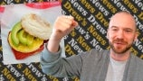Sean Evans Is Here for Frank's RedHot Sandwich Slices | Drew's News
