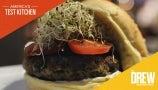 America's Test Kitchen Lentil and Mushroom Veggie Burger Survey