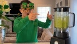 Shirley Temple King's St. Patrick's Day Shake   Your Next Meal