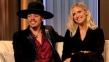 Ashlee Simpson and Evan Ross Basically Fell In Love After a Dance-Off | Drew's Love Bug