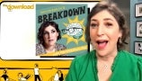 Mayim Bialik on Why She Started Talking About Her Mental Health