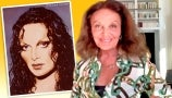 Diane von Furstenberg's Sweet Story of How She Learned to Embrace Her Natural Hair