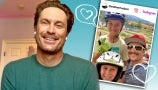 Oliver Hudson's Number One Priority in Life is Being a Dad
