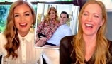 Leslie Mann Is Jealous of Isla Fisher's Funny Husband Sacha Baron Cohen