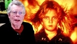 Stephen King Remembers Making Movies with Young Drew