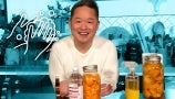 Danny Seo Shows You How to Make Eco-Friendly Cleaning Products Out of Tasty Foods