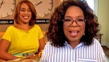 Oprah Winfrey Gets Emotional Talking About the Importance of Gayle King in Her Life