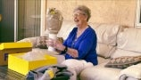 This Great Grandmother Loves Making Special Pillowcases for Children's Hospitals