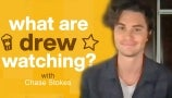 Chase Stokes Relates to Bestie Daryl Sabara's Character in Spy Kids | What Are Drew Watching?
