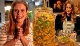 JoAnna Garcia Swisher Shows Drew How to Make Delish Jalapeño Pickled Salsa