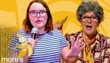 Grace Reiter Rates Her Cartoon Crushes   Bananamore's