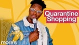Ify Nwadiwe Performs Stand-Up for His Anime, Funko POP! Figures | Bananamore's
