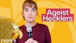 Mary Mack Claps Back at Ageist Hecklers   Bananamore's