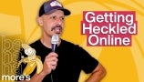 Maz Jobrani Gets Heckled Online about His Toes   Bananamore's