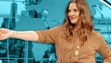 The Making of Drew Barrymore's New Tattoo