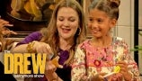 The Drew Barrymore Show and Michaels Teach You How to Craft Beautiful Butterflies with Your Kids