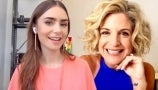 Lily Collins and Glennon Doyle's Advice for Living Your Best Life | Motivational Minute
