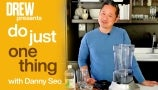 Get Your Blender Sparkling Clean Using Three Household Ingredients | Do Just One Thing