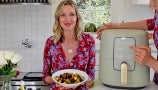 How to Perfectly Air Fry Veggies with Chef Catherine McCord | Pro Tips from Pro Chefs