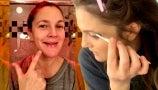 Drew Reveals and Demonstrates Her Best Beauty Hacks