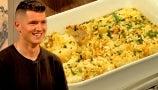 TikTok Star Nick DiGiovanni Shows Drew How to Make Scalloped Scallops | Drew's Cookbook Club