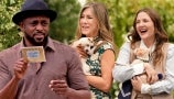 Jennifer Aniston Plays Let's Make a Deal with Wayne Brady to Raise Money for Puppy Rescues