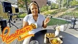 """Simone Phillips Favorite Thing About Baltimore is """"the Food Scene"""""""