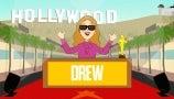 Adorable Drew Cartoon Opens Season 2 of The Drew Barrymore Show!