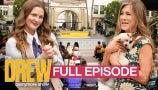 Drew Premieres Season 2 with Jennifer Aniston, Dr. Phil, Drew-Gooder Surprise | Full Episode