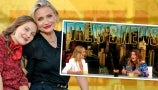 Drew Shares Pilot Footage of Her and Cameron Diaz in the First-Ever Drew's News