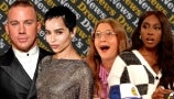 """Drew and Ziwe Can't Get Over Channing Tatum and Zoë Kravitz's """"Hotness"""" 