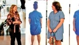 Drew Explains How to Tailor Dress to Fit Perfectly After Recent Weight Loss