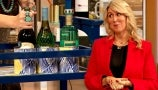 Upcycling Expert Sarah Terensinski Shows How to Make DIY Wine Rack Using Cans