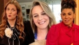 Alicia Silverstone and Drew Get Dating Advice from Relationship Coach Damona Hoffman