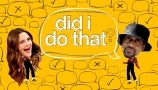 """Jaleel White and Drew Reveal Embarrassing Moments Playing """"Did I Do That?"""""""