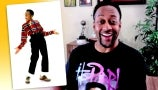 """Jaleel White Reveals His Journey from """"Family Matters"""" Urkel to Podcaster Dad"""