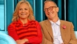 Drew Interviews David and Amy Sedaris in Their First TV Appearance Together