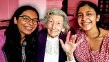 Drew Celebrates Sisters Who Started a Senior Citizen Pen Pals Organization | Drew-Gooder