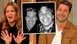 Drew Surprises Scott Speedman with Old Pictures She Took of Him and Justin Long